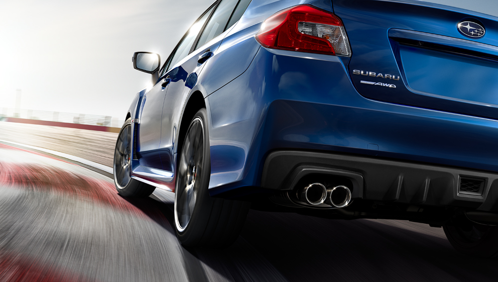 2020 Subaru WRX and WRX STI Corner-Hugging Active Torque Vectoring