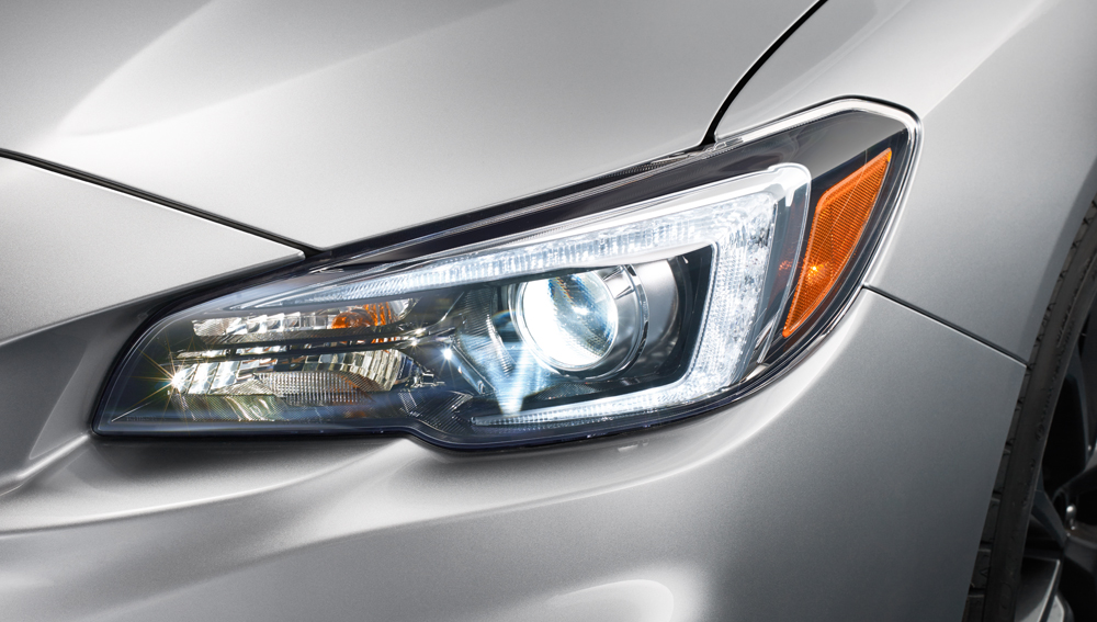 2020 Subaru WRX and WRX STI Steering Responsive Headlights